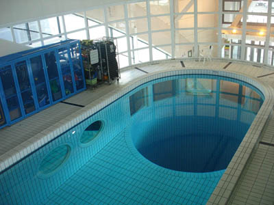 Acad mie de plong e et de secourisme for Piscine youri gagarine